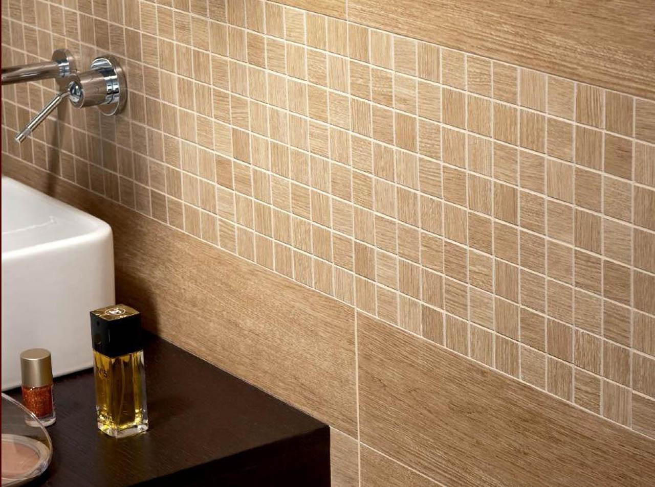 Collezioni bagno effetto legno pavimento in gres - Legno per bagno ...